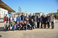 BİLİM MERKEZİ - Ordulu Öğrencilerden Pahitaht Dizisine Ziyaret