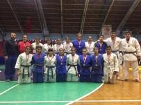 İSMAİL YILMAZ - Salihlili Judoculardan Madalya Yağmuru