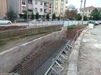 SARMAŞıK - Sarmaşık Dere'ye Araç Geçiş Köprüsü