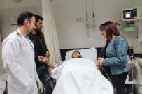 BERNA ÖZTÜRK - Servergazi Devlet Hastanesinde Poliklinikler 22 Açıklaması00'ye Kadar Hizmet Verecek
