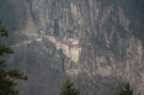 ALTıNDERE - Sümela Manastırı'nın Ve Altındere Vadisi'nin Eşsiz Manzarası İşte Buradan Seyredilecek