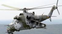YILBAŞI GECESİ - Suriye'de Rus Helikopteri Düştü Açıklaması 2 Pilot Öldü