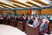 GÜNEŞ ENERJİSİ - Tarsus Belediye Meclisi Yılın İlk Toplantısını Gerçekleştirdi