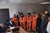SABIKA KAYDI - Taşeron İşçilerinin Başvuruları Alınmaya Başlandı