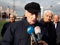 MERKEZ HAKEM KURULU - Türk Futbolunun Eski Hakemleri Başkent'te Bir Araya Geldi