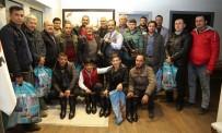 ERTUĞRUL GAZI - Uşak'ta Ata Sporuna Belediyeden Tam Destek
