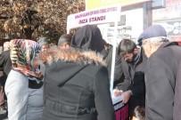 GAYRİ AHLAKİ - Van'da 'Pembe Otobüs' Kampanyası