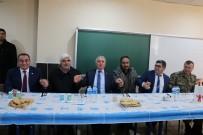 MEHMET NURİ ÇETİN - Varto'da 5 Yıllık Kan Davası Barışla Sonuçlandı