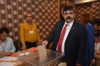 ALİ ALKAN - Yeni Yılın İlk Başkanı Bayram Dal Oldu