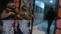 ZIRHLI ARAÇ - Adana'da Furkan Eğitim Ve Hizmet Vakfına Operasyon