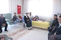 MEHMET ASLAN - Afrin'de Yaralanan Asker Baba Ocağında