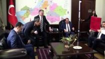 ERSIN YAZıCı - AK Parti Genel Başkan Yardımcısı Karacan Açıklaması
