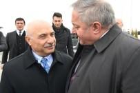 İSMAİL TAMER - AK Partili Vekiller Kayseri OSB'yi Ziyaret Etti