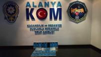 AVSALLAR - Alanya'da Kaçak Cep Telefonu Ele Geçirildi
