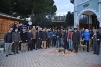 YUSUF GÖKHAN YOLCU - Ali Özkan, Türkiye Gençlik Vakfı Üyeleriyle Buluştu