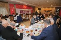 ŞAKIR YÜCEL KARAMAN - Başkan Karaman, Sivil Toplum Kuruluşları Temsilcileri İle Kahvaltıda Buluştu