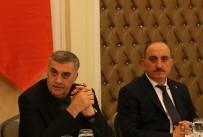 FEVZI KıLıÇ - Başkan Toçoğlu AK Parti İl Değerlendirme Toplantısı'na Katıldı