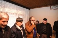 HÜSEYİN ÜZÜLMEZ - Başkan Üzülmez Kartepe'den Afrin'e Bağlandı