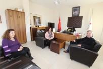 HÜSEYIN YARALı - Başkan Yaralı Toplum Sağlığı Merkezi Çalışanlarıyla Buluştu