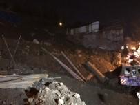 JEOLOJİ MÜHENDİSLERİ ODASI - Bursa'da Heyelan Açıklaması 80 Binanın Tahliyesine Karar Verildi