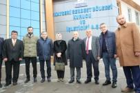 SERBEST BÖLGE - Büyükkılıç, 'Kayseri Serbest Bölgesi Otomotiv Üretimine Hazır'