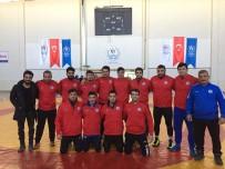 GÜREŞ TAKIMI - Büyükşehir Güreş Takımı Lige Hızlı Başladı