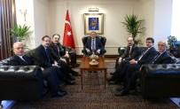 ERTUĞRUL SOYSAL - Çankaya Köşkü'nde Yozgat Toplantısı