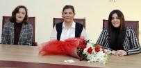MUSTAFA DINÇ - Çerçioğlu Açıklaması 'Aydın Kadın Dostu Şehridir'