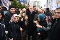 RECEP TOPALOĞLU - Cumhurbaşkanı Erdoğan Alo Evlat Hattı'nın Büyükleri İle Bir Araya Geldi