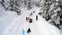 Doğa Harikası Yaylada Piknik Ve Kayak Keyfi
