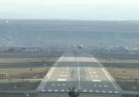 SAVAŞ UÇAĞI - F-16'Lar Peş Peşe Havalandı