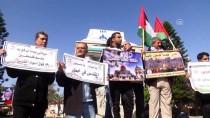 21 ARALıK - Gazze'de 'Kudüs'e Destek Yürüyüşü'