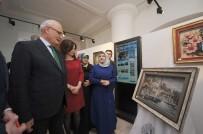 TURAN ÇAKıR - Geçmişten Günümüze Mirasımız Katı Sergisi Açıldı