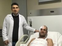 MAHMUT ARSLAN - Gürcü Profesör Türk Doktorlar Sayesinde Kör Olmaktan Kurtuldu