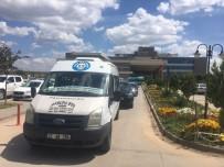 DİYARBAKIR VALİSİ - Hastaneye Giden Ücretsiz Servisler Gece Yarısına Kadar Uzatıldı