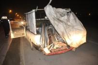 BUHARA - Hırsızlık Şüphelisinden, 'Benim Suçum Yok Sadece Arabayı Kullanıyordum' Savunması