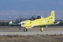 TÜRK HAVA KUVVETLERI - HÜRKUŞ-B İlk Uçuş Testini Gerçekleştirdi