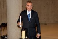 İKINCI DÜNYA SAVAŞı - İsrail Büyükelçiliği Yahudi Soykırımını Andı