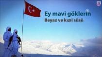 ARIF NIHAT ASYA - Jandarmadan 'Bayrak Şiiri' Paylaşımı