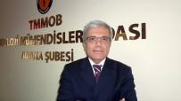 MEHMET TATAR - JMO'da Başkan Dr. Mehmet Tatar