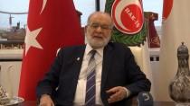 KIBRIS BARIŞ HAREKATI - Karamollaoğlu, HAK-İŞ'i Ziyaret Etti