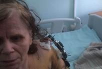 YAŞLI ÇİFT - Kazma Sapı İle Komşusu Yaşlı Kadını Böyle Dövdü