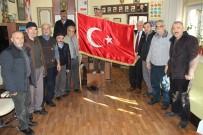 ALMANLAR - Kıbrıs Gazileri Zeytin Dalı Harekatı'na Katılmak İstiyor