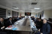 HASAN AKSOY - Kırklareli İl İstihdam Kurulu Ocak Ayı Toplantısı Yapıldı