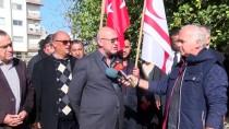 KAMU ÇALIŞANI - KKTC'de Zeytin Dalı Harekatı'na Destek