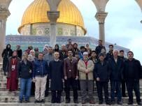 AĞLAMA DUVARı - Konya'da Başarılı Öğrenciler Kudüs Gezisi İle Ödüllendirildi