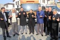 ABDULLAH DÖLEK - Konya'dan Afrin'e Bin Çift Ayakkabı