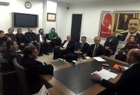AHMET ALTIPARMAK - Kütahya AK Parti'de İl Yürütme Kurulu Belirlendi