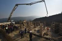 SANAT ATÖLYESİ - Mesir Tabiat Parkı 2. Etap Çalışmaları Hız Kazandı