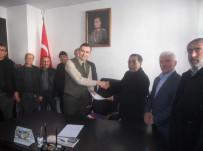PARTİ YÖNETİMİ - MHP'liler Gönüllü Askerlik İçin Başvurdu